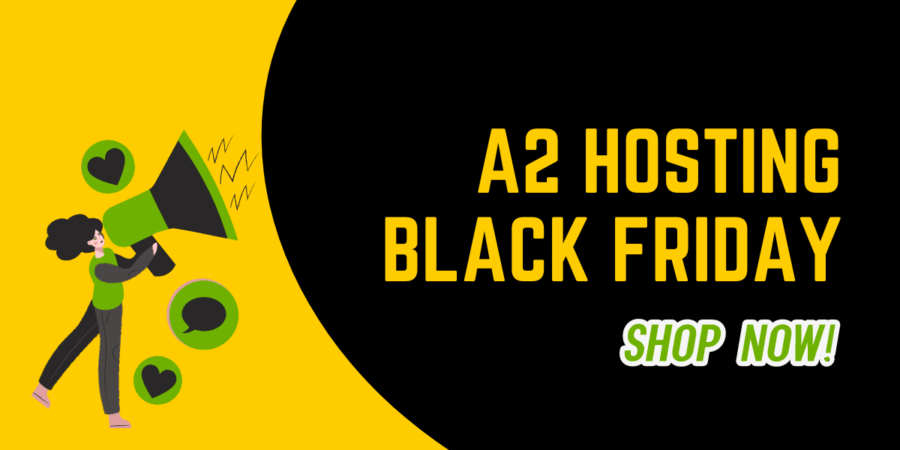 A2 Hosting Black Friday Deals 2021 → Flat 50% OFF Sale (Coming Soon)
